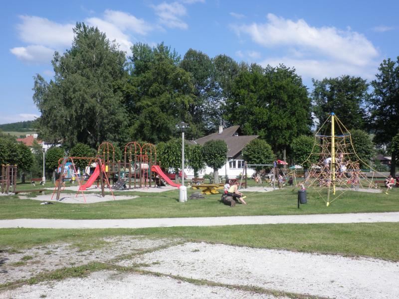 Fuferna – dětské hřiště