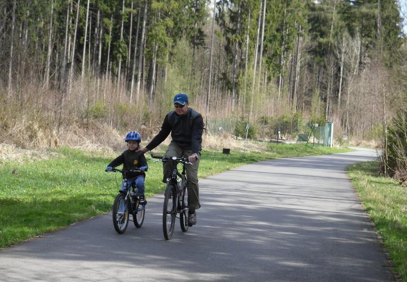 Fuferna – Otavská cyklostezka